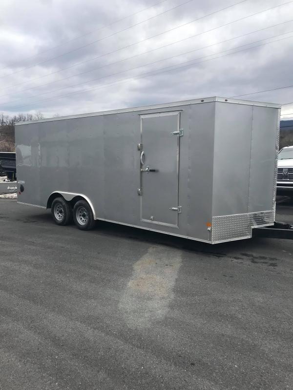 2021 Haulmark PP8520 Enclosed Cargo Trailer