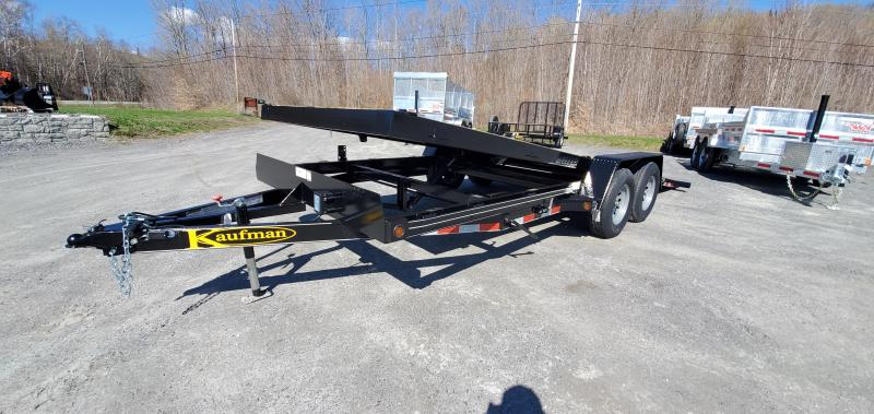 2021 Kaufman Trailers 20' Wood Floor Full Tilt Single Car / Racing Trailer 8K GVW
