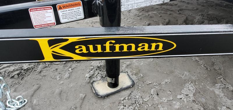 2021 Kaufman Trailers 12'x76