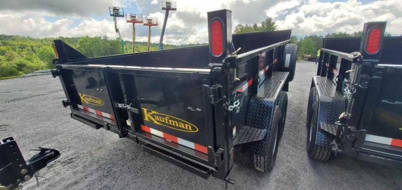 2020 Kaufman Trailers 7X14 15K FSSLP-7K-14D Deluxe Dump Trailer