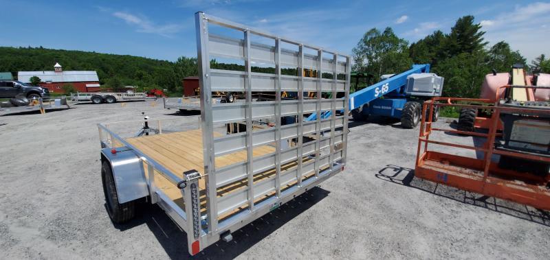 2022 Rance Aluminum 6.5X12 RRU6512SA Utility Trailer