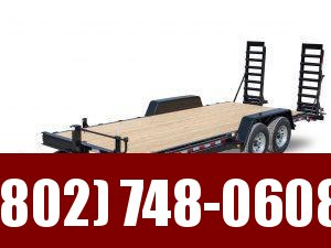 2021 Kaufman Trailers 20' Deluxe Wood Floor Equipment Trailer 15000 GVW