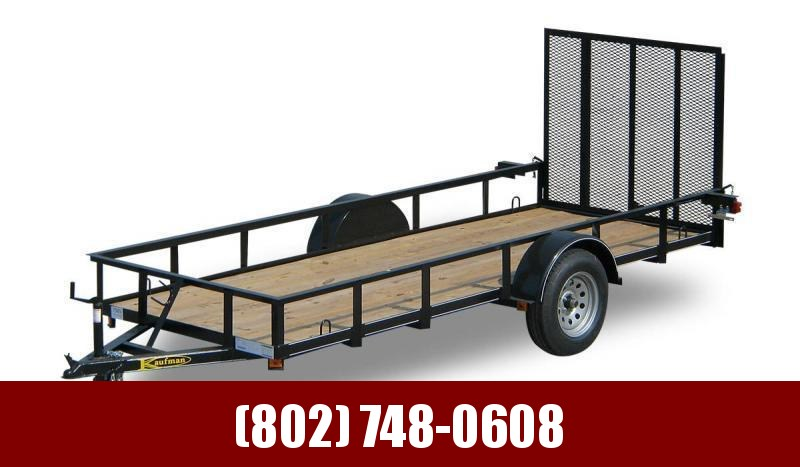 2021 Kaufman Trailers 12'x77