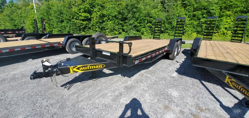 2020 Kaufman Trailers Equipment Trailer 20' 15k GVW Equipment Trailer