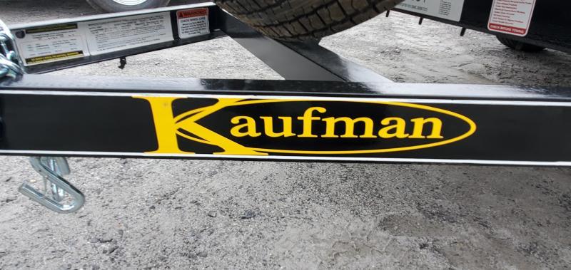 2021 Kaufman Trailers 60x10 Utility Utility Trailer