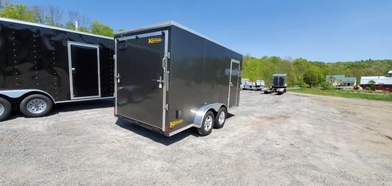 2020 Kaufman Trailers 7x14 Premium Enclosed Enclosed Cargo Trailer