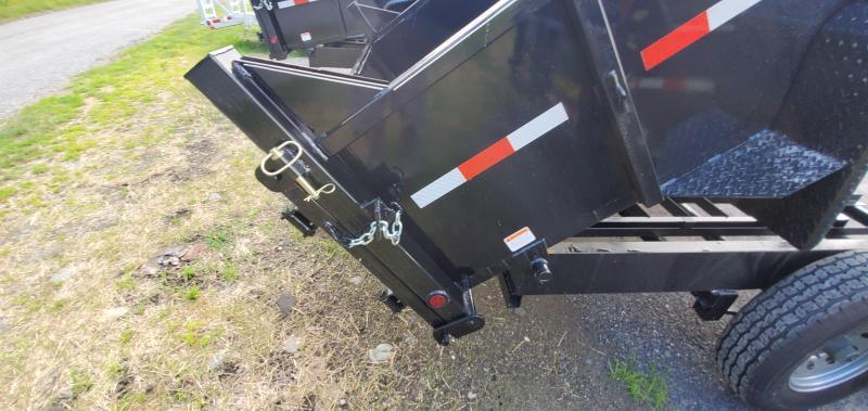 2021 Kaufman Trailers 7X16 15K FSSLP-7K-16D Deluxe Dump Trailer