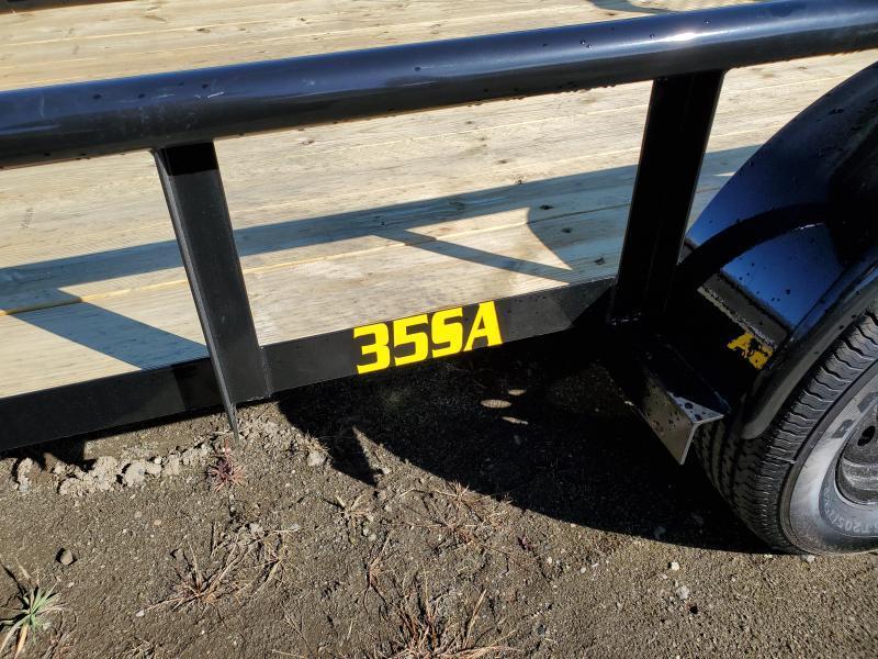 2021 Big Tex Trailers 35SA-14 Utility Trailer