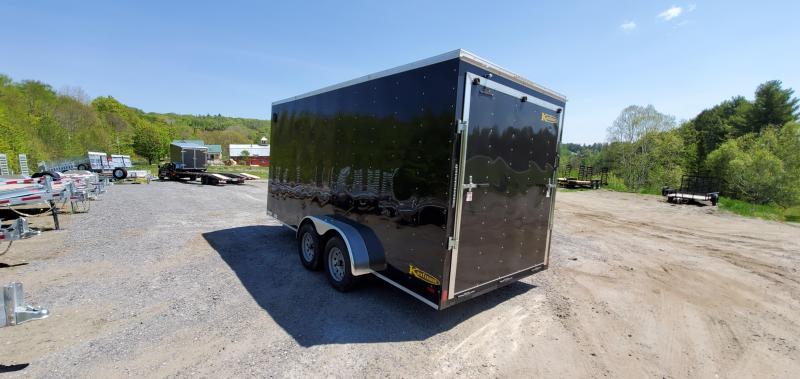 2020 Kaufman Trailers 7x16 Enclosed Cargo Trailer