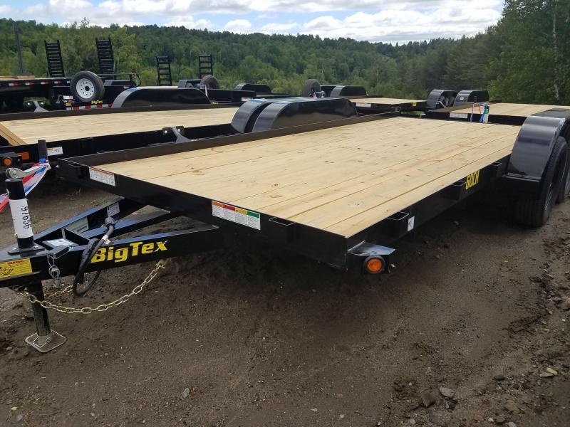 "2021 Big Tex Trailers 60EC - 16 Car Equipment Trailer 83""x16'"