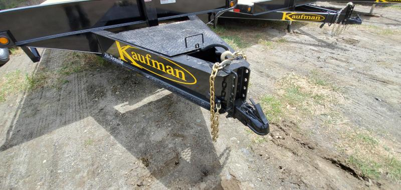 2020 Kaufman Trailers 8x22 14k GVW Deckover Equipment Trailer