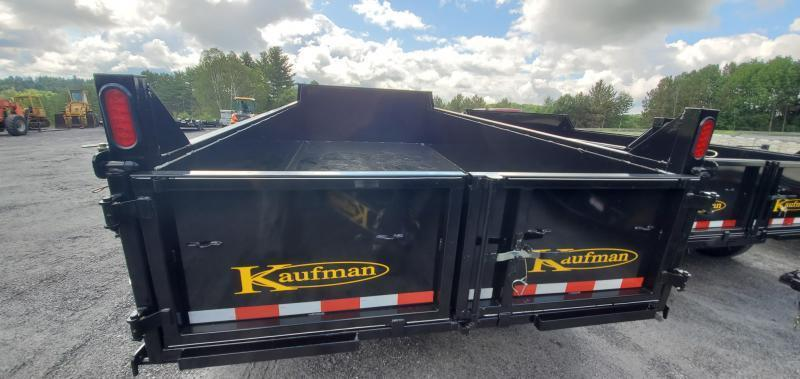 2021 Kaufman Trailers 7X14 15K FSSLP-14D Deluxe Dump Trailer