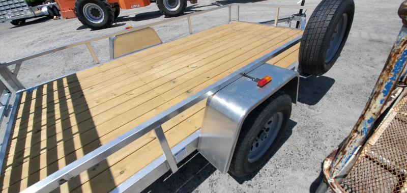 2022 Rance Aluminum 6.5X14 RRU6514SA Utility Trailer