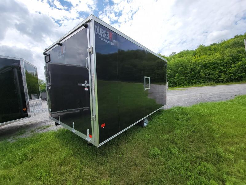 "2022 Durabull Trailers 101x14 +12"" head ht Enclosed Cargo Trailer 2990GVW"