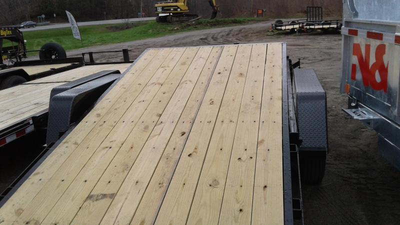2021 Kaufman Trailers 17k GVW Tilt Deck Equipment 22'