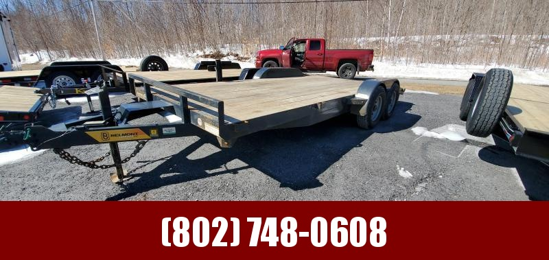 2017 Belmont ch818 10k equipment trailer