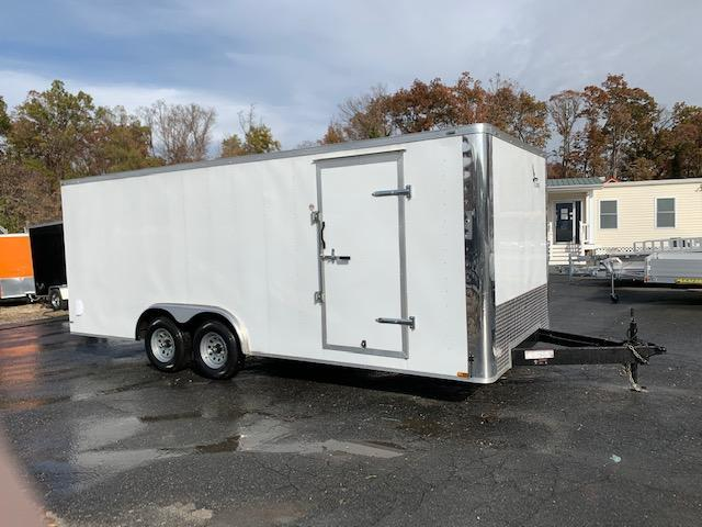 Lark 8.5' x 20' Car Hauler Trailer w/ Extended Tongue