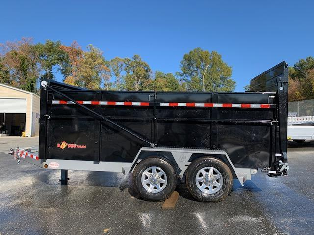 15K B-Wise 7' x 14' Ultimate Dump Trailer