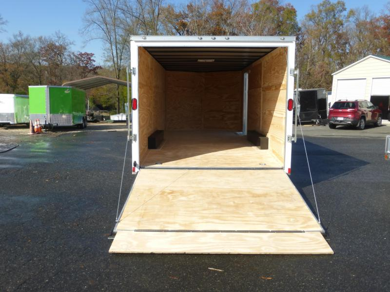 Diamond Cargo 8.5' x 20' Enclosed Car Hauler