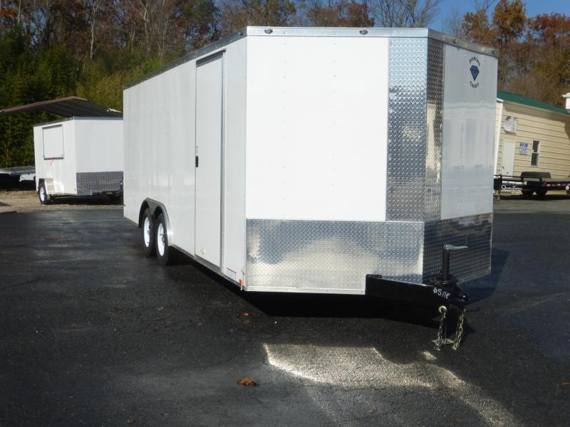 Diamond Cargo 8.5' x 20' Enclosed Car Hauler