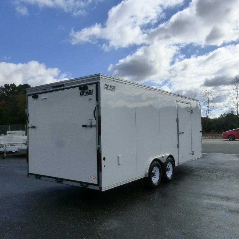 10K Car Mate  8' x 24' Enclosed Car Trailer