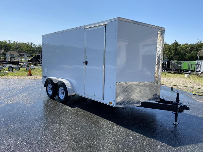 Pace American 7' x 14' Enclosed Trailer 7K
