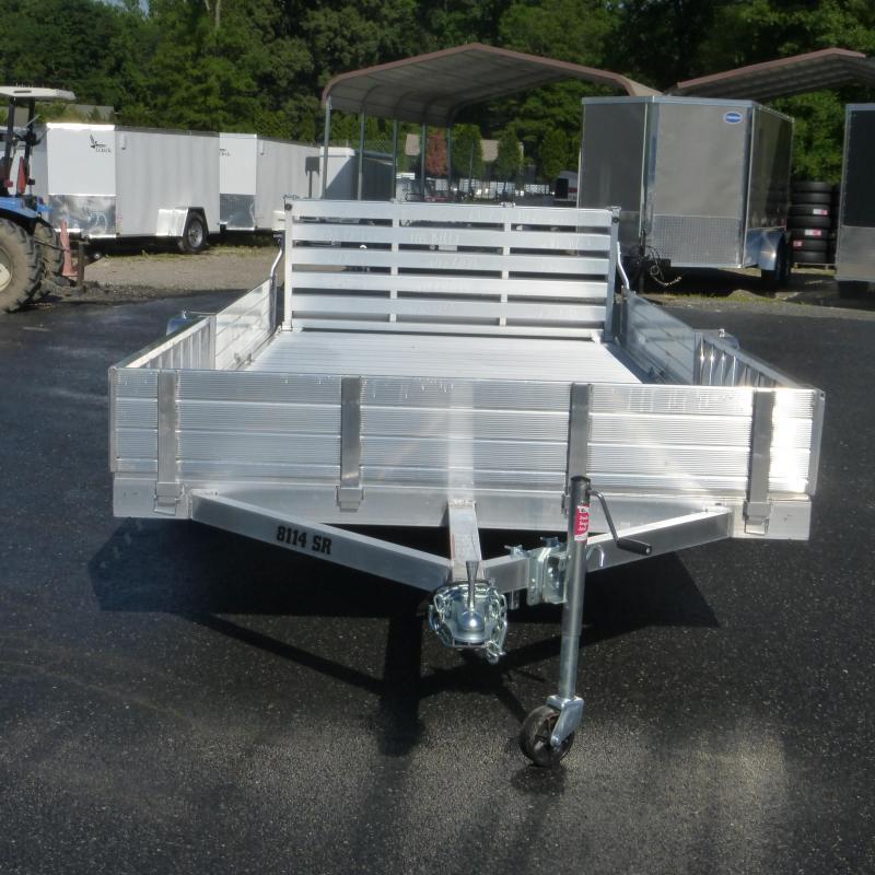 Aluma 81' x 172' 3K Aluminum Trailer