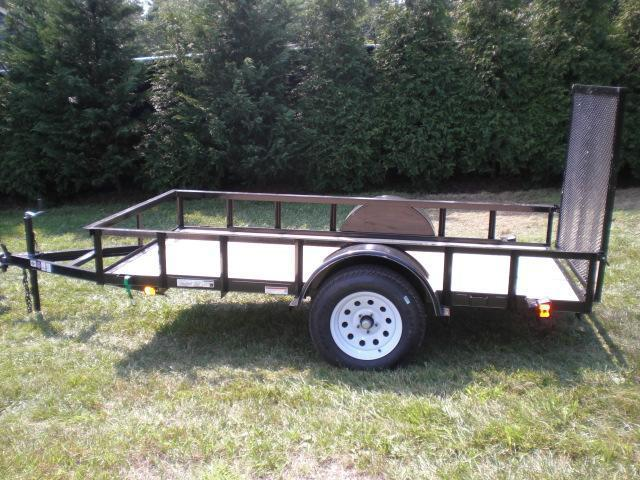 Carry-On 5' X 10' Utility Trailer