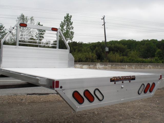 "Aluma 81"" x 87"" Truck Bed"