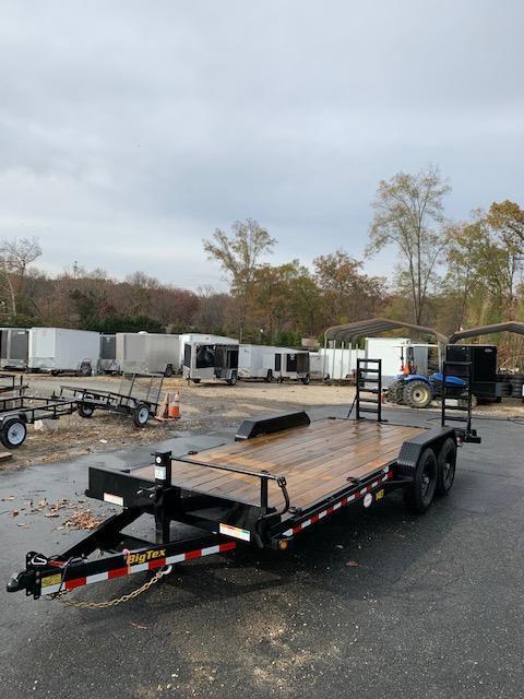 Big Tex Trailers 14ET-20 Equipment Trailer