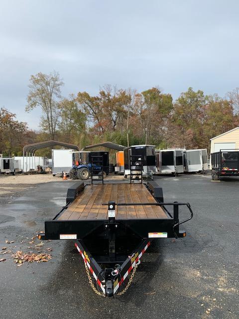 Big Tex Trailers 7' x 20' Equipment Trailer 14K