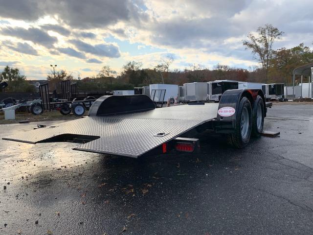 Bri-mar 7' x 18' TILT Car Trailer