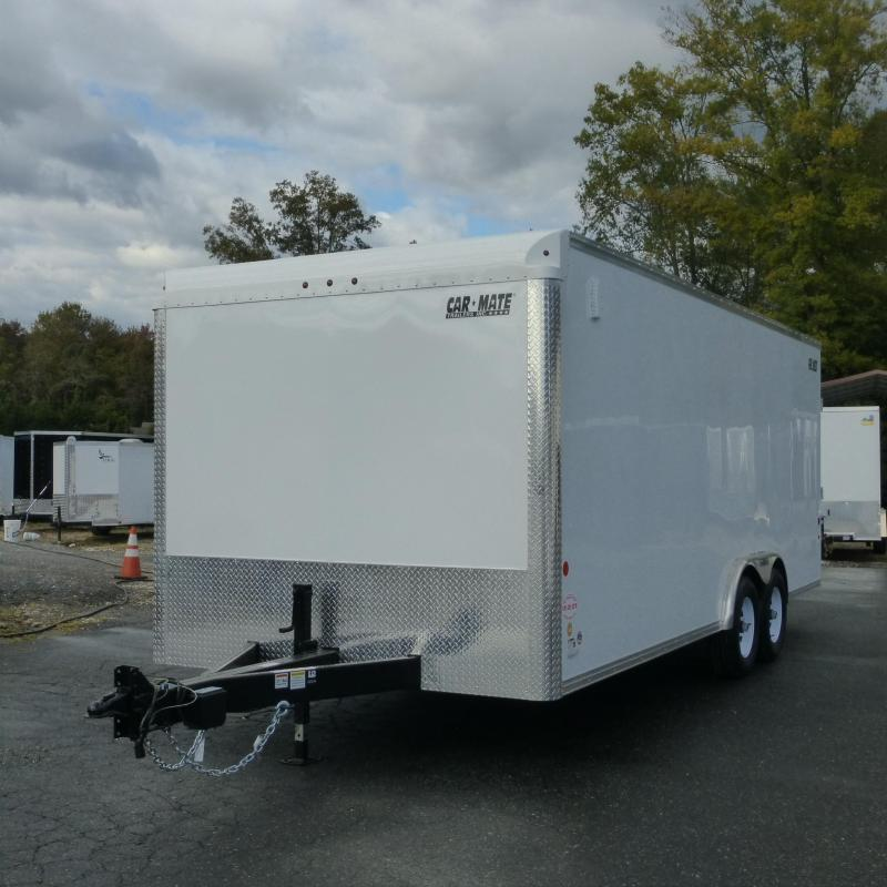 Car Mate 8.5' X 20 Enclosed Car Hauler