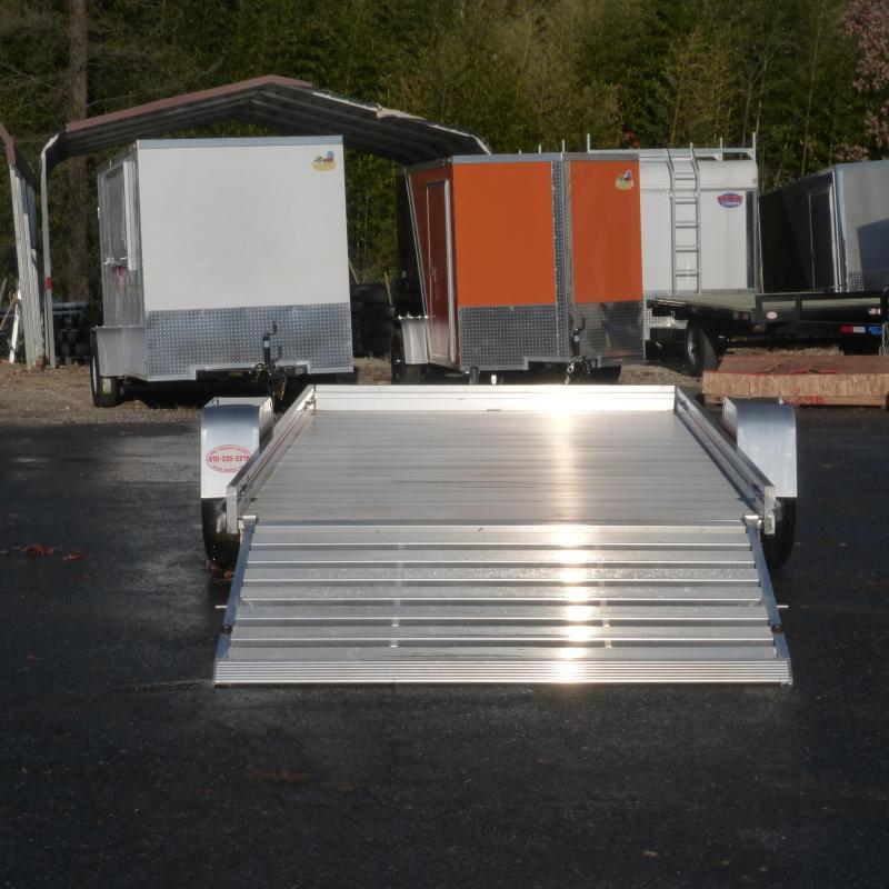 Aluma 7812ES Utility Trailer 3K