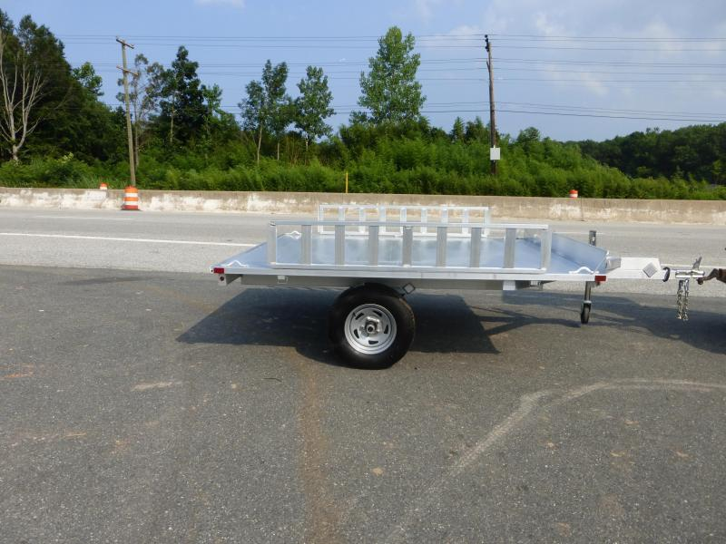 Aluma 2 Place ATV Trailer