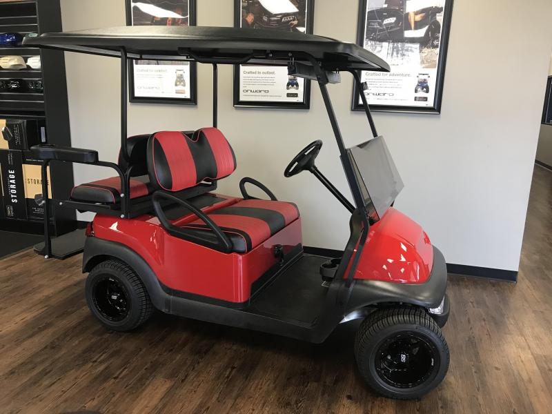 2017 Club Car Precedent Electric 4-Passenger Golf Cart