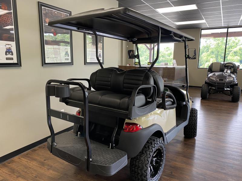 2021 Club Car Onward Lifted Lithium Golf Cart