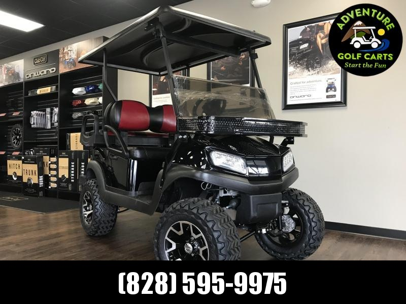 2020 Club Car Tempo Lifted Lithium 4-Passenger Golf Cart