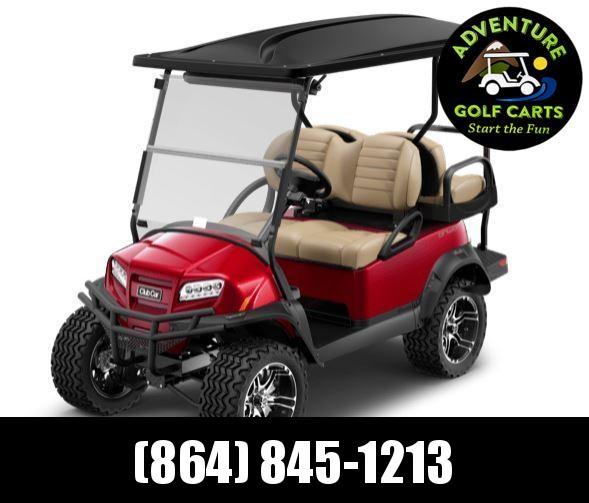 2022 Club Car Onward Lifted Electric Golf Cart