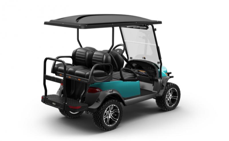 2021 Club Car Onward Lifted Lithium Ion Golf Cart 4-Passenger