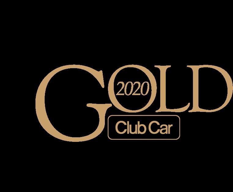 2020 Club Car Onward Lifted Gas Golf Cart - 4 Passenger