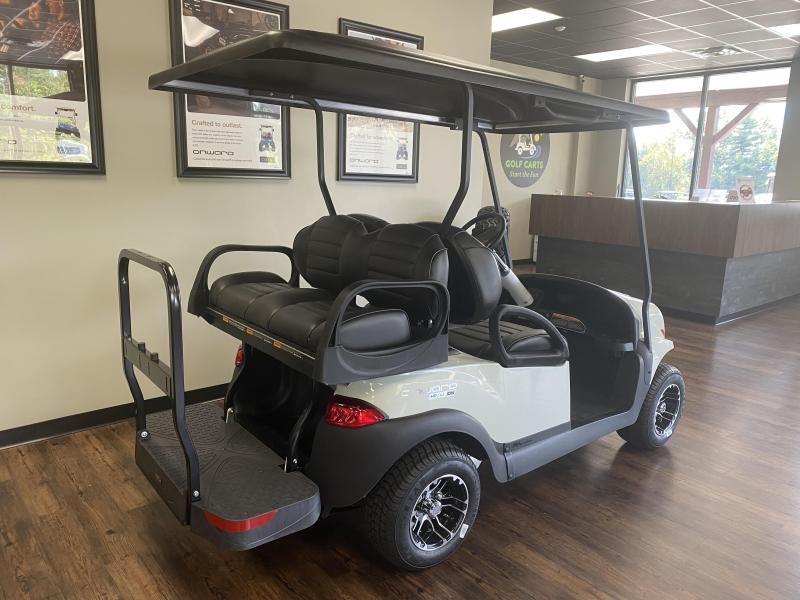 2022 Club Car Onward Gas Golf Cart