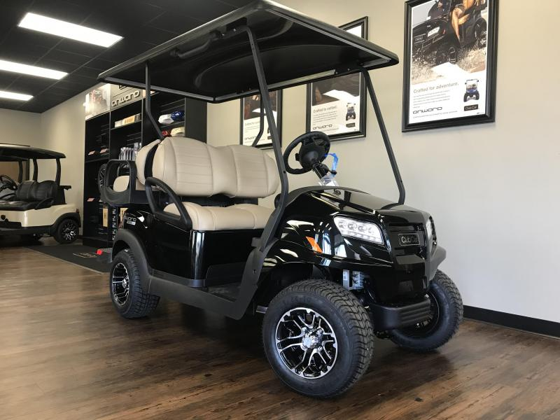 2021 Club Car Onward Lithium 4-Passenger Golf Cart