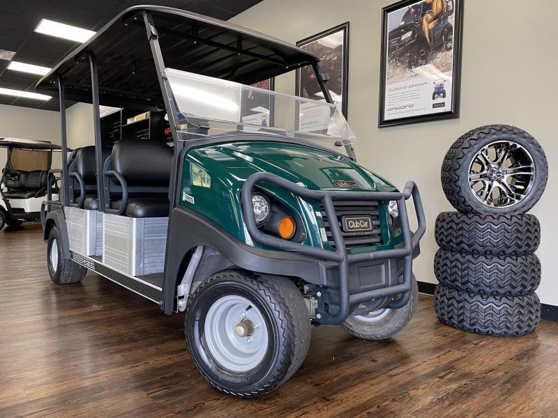 2016 Club Car Transporter Electric 6-Passenger Utility Side-by-Side (UTV)