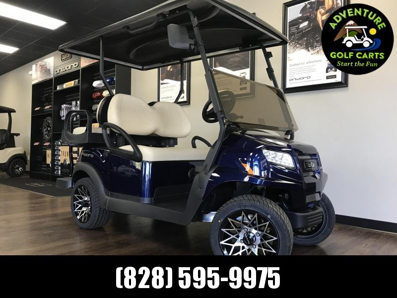 2021 Club Car Onward Gas 4-Passenger Golf Cart