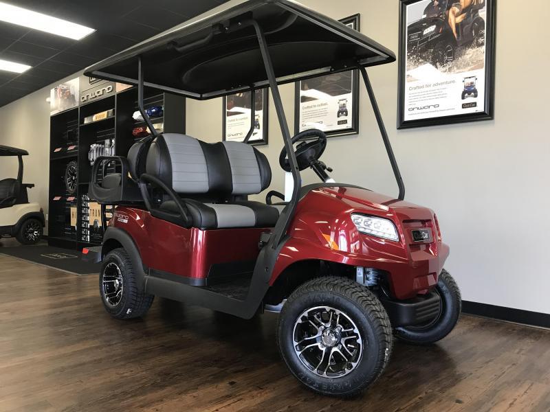 2021 Club Car Onward Lithium 4-Passenger Golf Cart