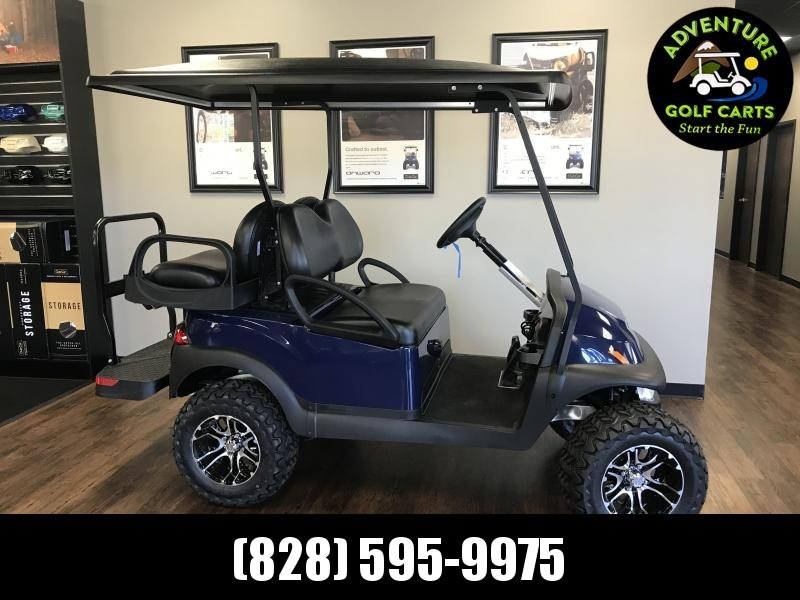 2021 Club Car V4L Electric Lifted 4-Passenger Golf Cart