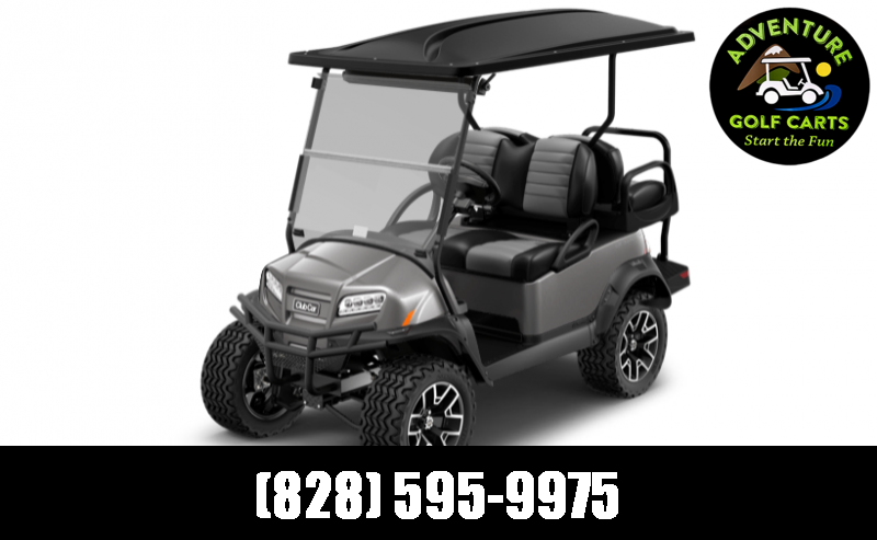 2021 Club Car Onward Lifted Gas Golf Cart - 4 Passenger