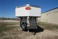 2021 Sundowner Trailers Rancher 24 GN Horse Trailer
