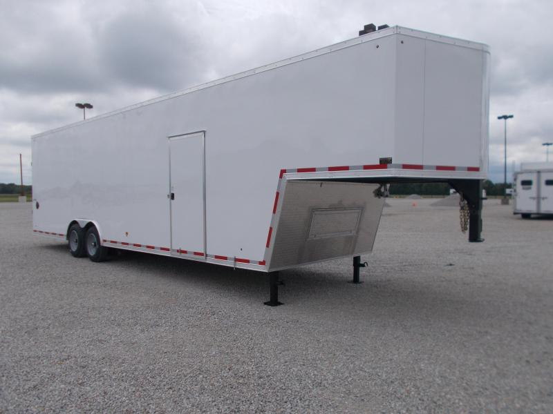 2022 Look Trailers vision Puresport 8.5 X 36' TA GN Enclosed Cargo Trailer